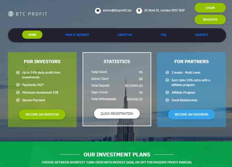 High yield investment program paypal scam turner investments philadelphia inquirer